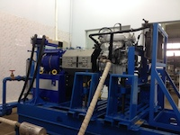 Lắp đặt bệ thử công suất động cơ tại trường Đại học Sư phạm Kỹ thuật TPHCM
